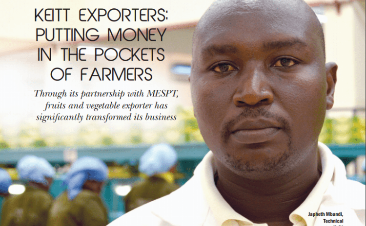 KEITT Exporters: Putting Money In The Pockets Of Farmers