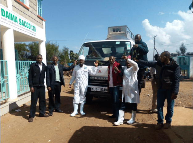 Olenguruone Farmers Dairy Cooperatives' Strategic Partnership with MESPT