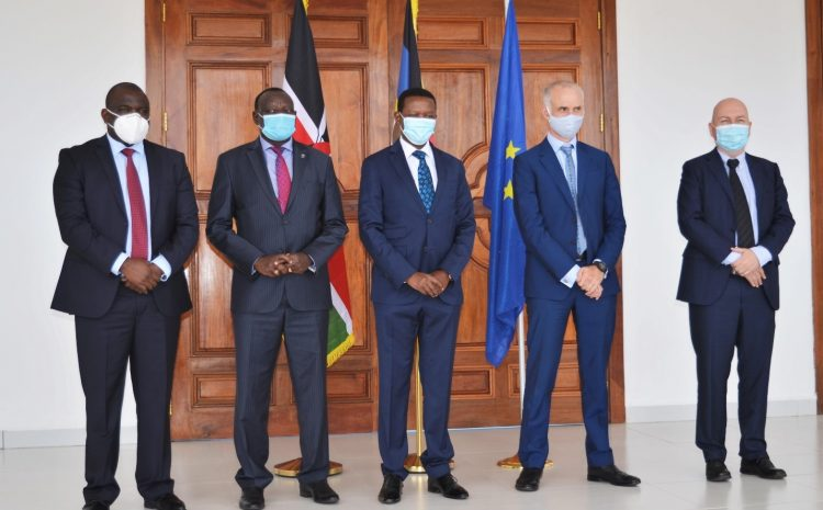 The European Union and Denmark's continued support to Machakos County