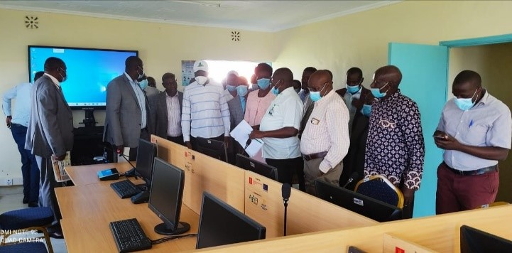 Migori County Commissions Miyare ICT Center Funded By EU and DANIDA