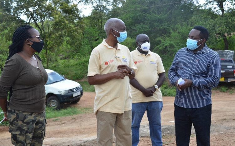 MESPT and Makueni County Partner in Tree Planting campaign aiming 1 Million Trees