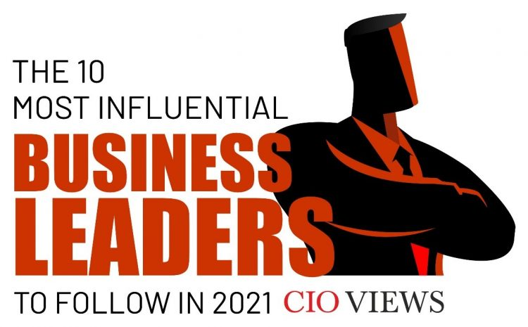 MESPT CEO featured among 'The 10 Most Influential Business Leaders to Follow in 2021'